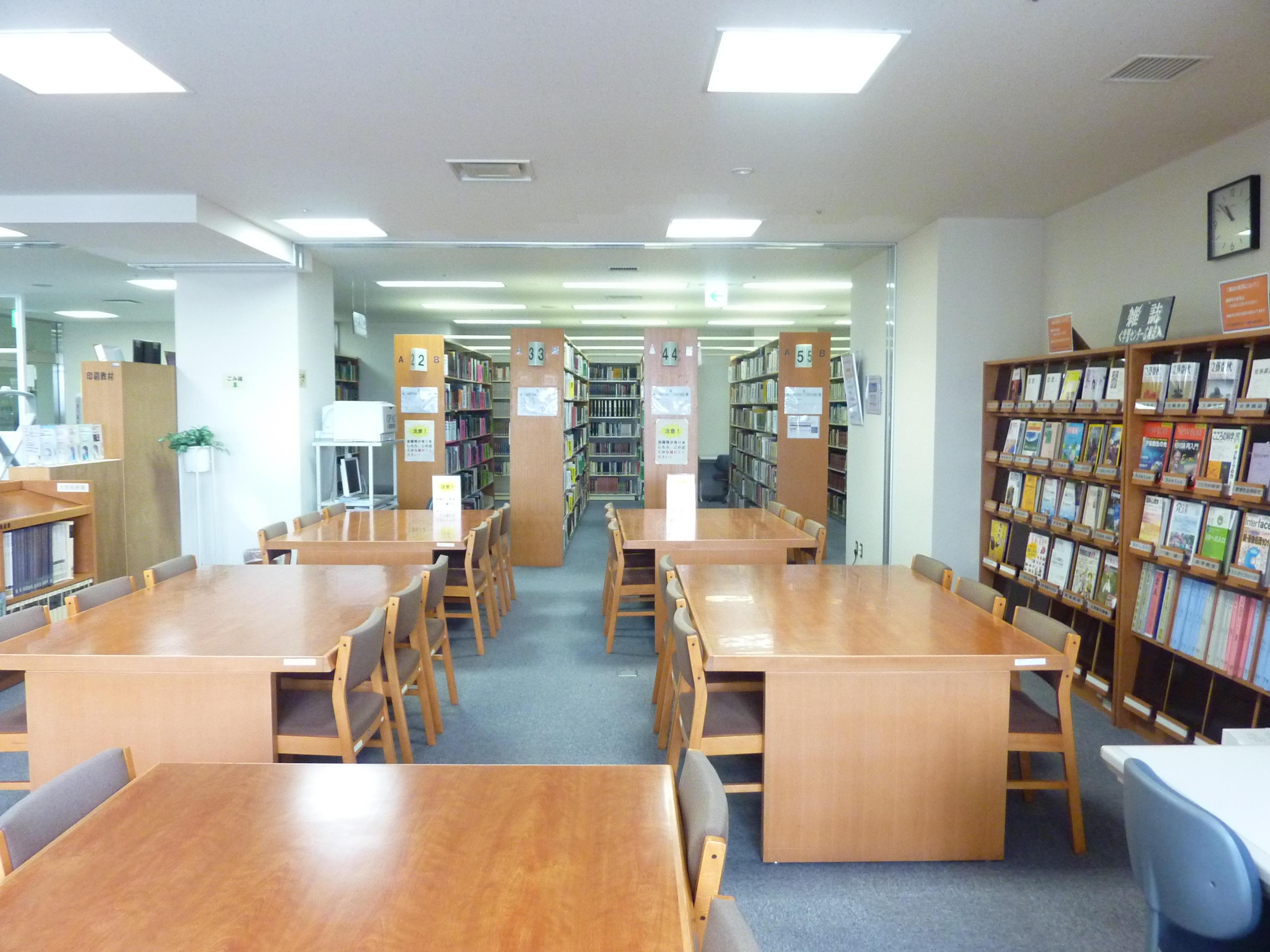 図書館 放送 大学